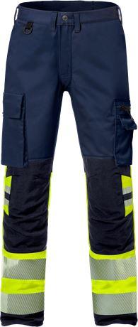 Pantalon stretch haute visibilité classe 1 2705 PLU 1 Fristads