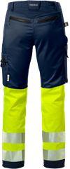 Pantalon stretch haute visibilité classe 1 2705 PLU 2 Fristads Small
