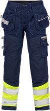 Hi Vis Gen Y håndværker bukser kl.1 2127 1 Fristads Small