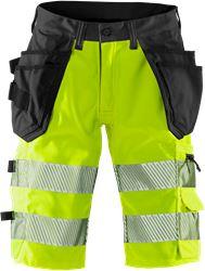 Shorts stretch High Vis. CL.1 2509 PLU Fristads Medium