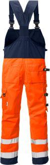 Hi Vis håndværker overalls kl.2 1014 2 Fristads Small