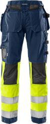 Pantalons d'artisan haute visibilité pour femme classe 1 2172 NYC 2 Fristads Small