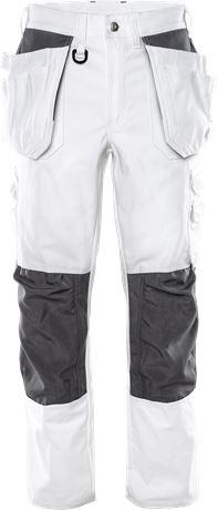Håndværker bomuld bukser 258 1 Fristads