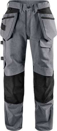 Green håndværker bukser 2538 GRN 1 Fristads