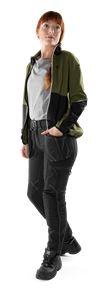 Håndværker stretch bukser, dame 2605 7 Fristads Small