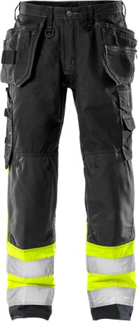 High vis craftsman trousers class 1 2093 NYC 1 Fristads