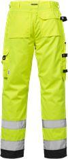 Hi Vis håndværker bukser kl.2 2025 2 Fristads Small