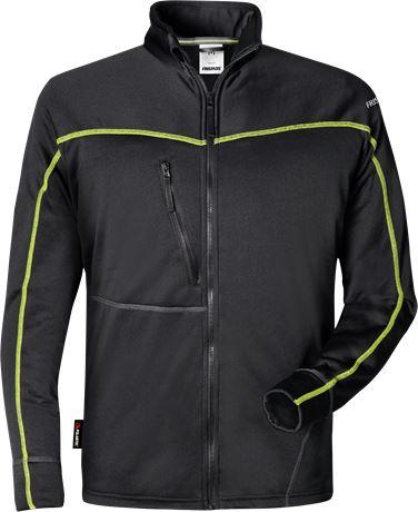 Polartec® fleece sweat jacket 792 PY 1 Fristads