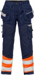 High vis werkbroek klasse 1 2127 CYD Fristads Medium