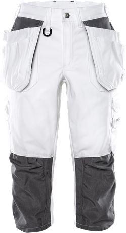 Håndverker 3/4 bukser bomull 245 BM 1 Fristads