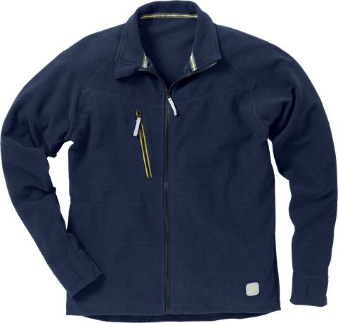 Gen Y 37,5® fleece jacket 4825 FCY 1 Fristads Kansas  Large
