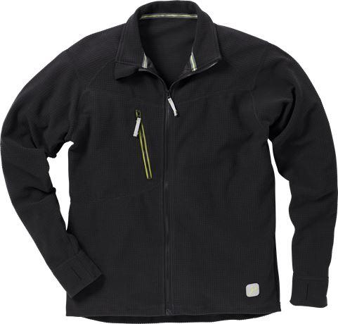 Gen Y 37,5® fleece jacket 4825 FCY 1 Fristads Kansas  Large