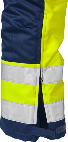 High vis winter trousers class 2 2034 PP 5 Fristads  Large