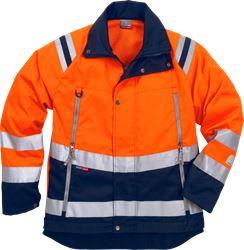 High vis jacket cl 3 4829 PLU Fristads Kansas Medium