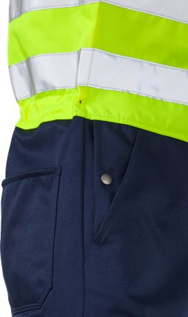 High Vis Overall Kl. 3 8601 TH 3 Kansas  Large
