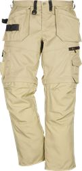 Craftsman zip-off trousers 242 PS25 Fristads Medium