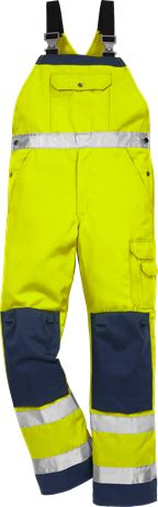 Hi Vis Latzhose Kl. 2 1001 TH 1 Kansas  Large