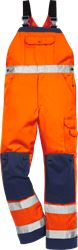 Hi Vis overalls kl.2 1001 Kansas Medium
