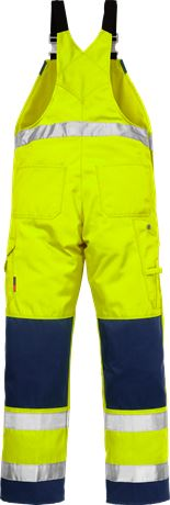 Hi Vis Latzhose Kl. 2 1001 TH 3 Kansas  Large