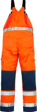 Hi Vis Latzhose Kl. 2 1001 TH 5 Kansas  Large