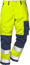 Flame high vis trousers cl 2 2042 FBPA 1 Fristads Kansas Small
