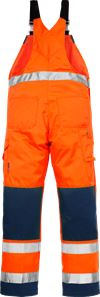 Hi Vis Latzhose Kl. 2 1001 TH 5 Kansas Small