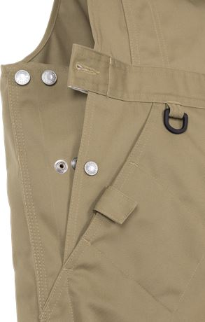 Icon One Latzhose 1111 LUXE 8 Kansas  Large