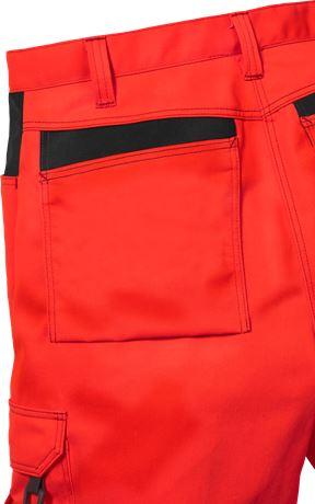 High Vis Handwerkerhose Kl. 2 2025 PLU 8 Fristads  Large