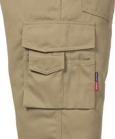 Icon One cotton trousers 2111KC 4 Kansas  Large