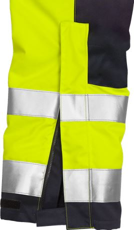 Flamestat high vis winter trousers class 2 2085 ATHS 7 Fristads  Large