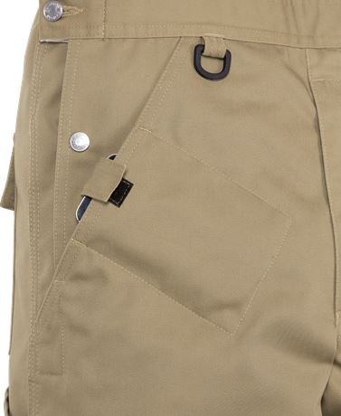 Icon One Latzhose 1111 LUXE 9 Kansas  Large