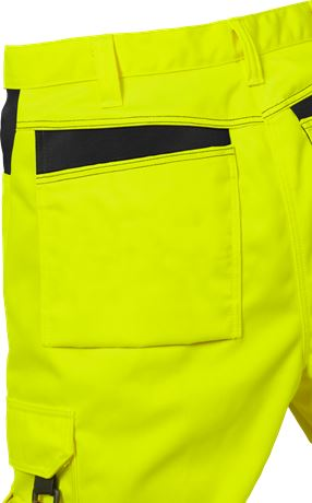 High vis craftsman trousers class 2 2025 PLU 9 Fristads  Large