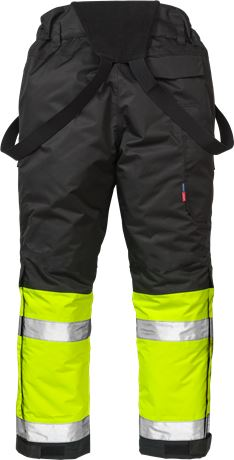 High vis Airtech® winter trousers cl 1 2699 GTT 4 Fristads Kansas  Large