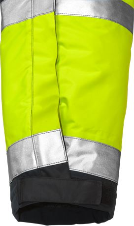 High vis Airtech® winter trousers cl 1 2699 GTT 9 Fristads Kansas  Large