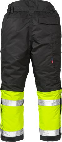 High vis Airtech® winter trousers cl 1 2699 GTT 5 Fristads Kansas  Large