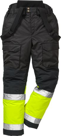High vis Airtech® winter trousers cl 1 2699 GTT 1 Fristads Kansas  Large