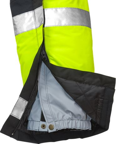 High vis Airtech® winter trousers cl 1 2699 GTT 10 Fristads Kansas  Large