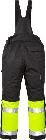 High vis Airtech® winter trousers cl 1 2699 GTT 6 Fristads Kansas  Large