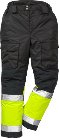 High vis Airtech® winter trousers cl 1 2699 GTT 2 Fristads Kansas  Large