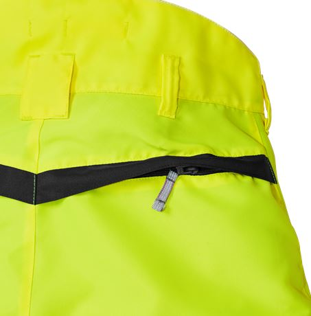 High vis Airtech® shell trousers class 2 2153 MPVX 6 Fristads  Large