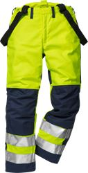 Flame high vis winterbroek klasse 2 2049 FWA Fristads Medium