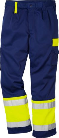 High Vis Hose Kl. 1 213 PLU 1 Fristads Kansas  Large