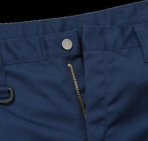 High vis trousers cl 1 213 PLU 5 Fristads Kansas Large