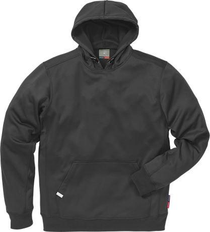 Sweatshirt med huva 7454 PFKN 1 Fristads Kansas  Large