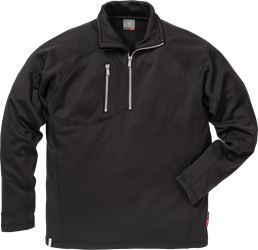 Half zip sweatshirt 7452 PFKN Fristads Kansas Medium