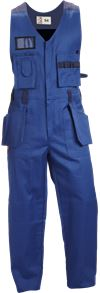 Overall with tool pockets, electricians 304732-718 1 Leijona Solutions Small