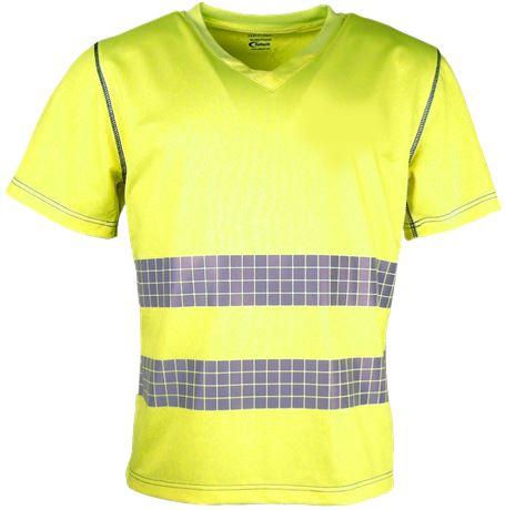 T-Shirt HiVis 1.0 1 Leijona  Large