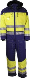 Winter Coverall HiVis FR 1.0 1 Leijona Small