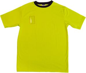 T-shirt, fluor. färg  Leijona Medium