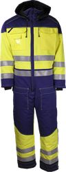 Winter Coverall HiVis FR 1.0 Leijona Medium